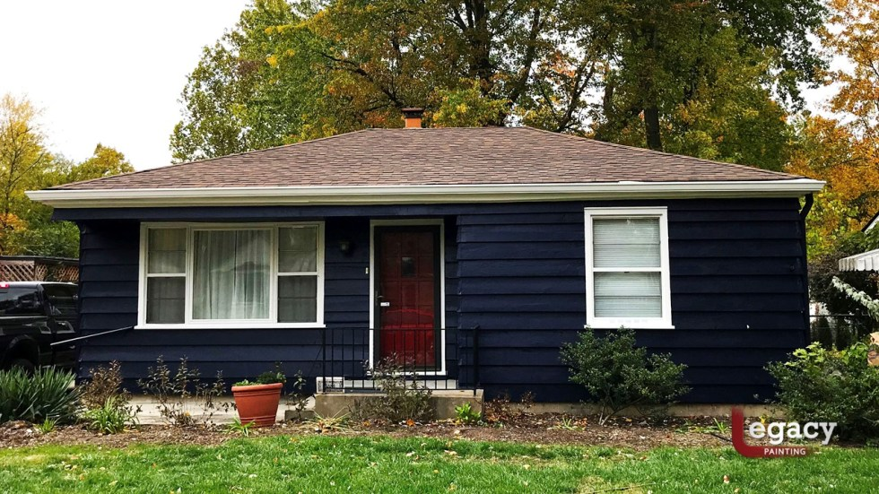Home Exterior Repaint Broadripple Indianapolis