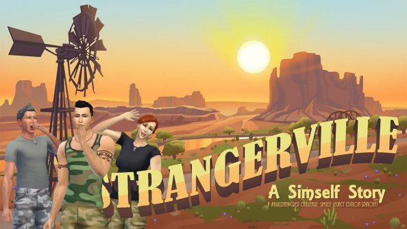 Day 2: Welcome to StrangerVille