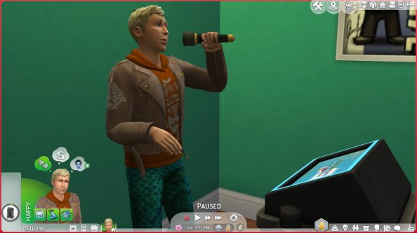 1.11: Karaoke Contest