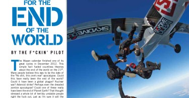 """Blue Skies Magazine i39: January 2012 