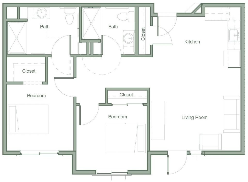 sample floor plans legacy