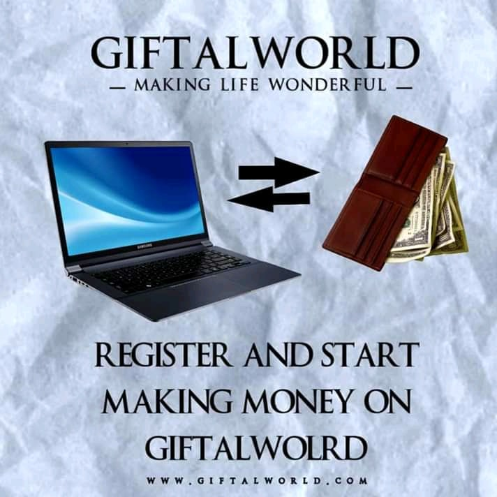 Giftalworld Registration