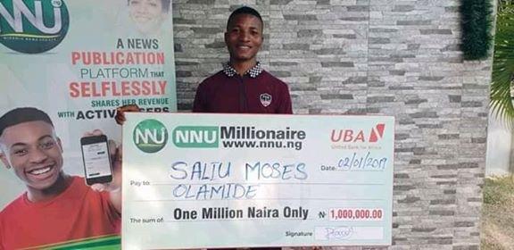 Millionaire Offer