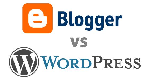 Blogger vs Wordpress, choosing the best platform
