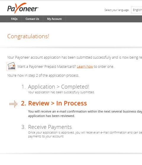 How To Open A Payoneer Account In Nigeria