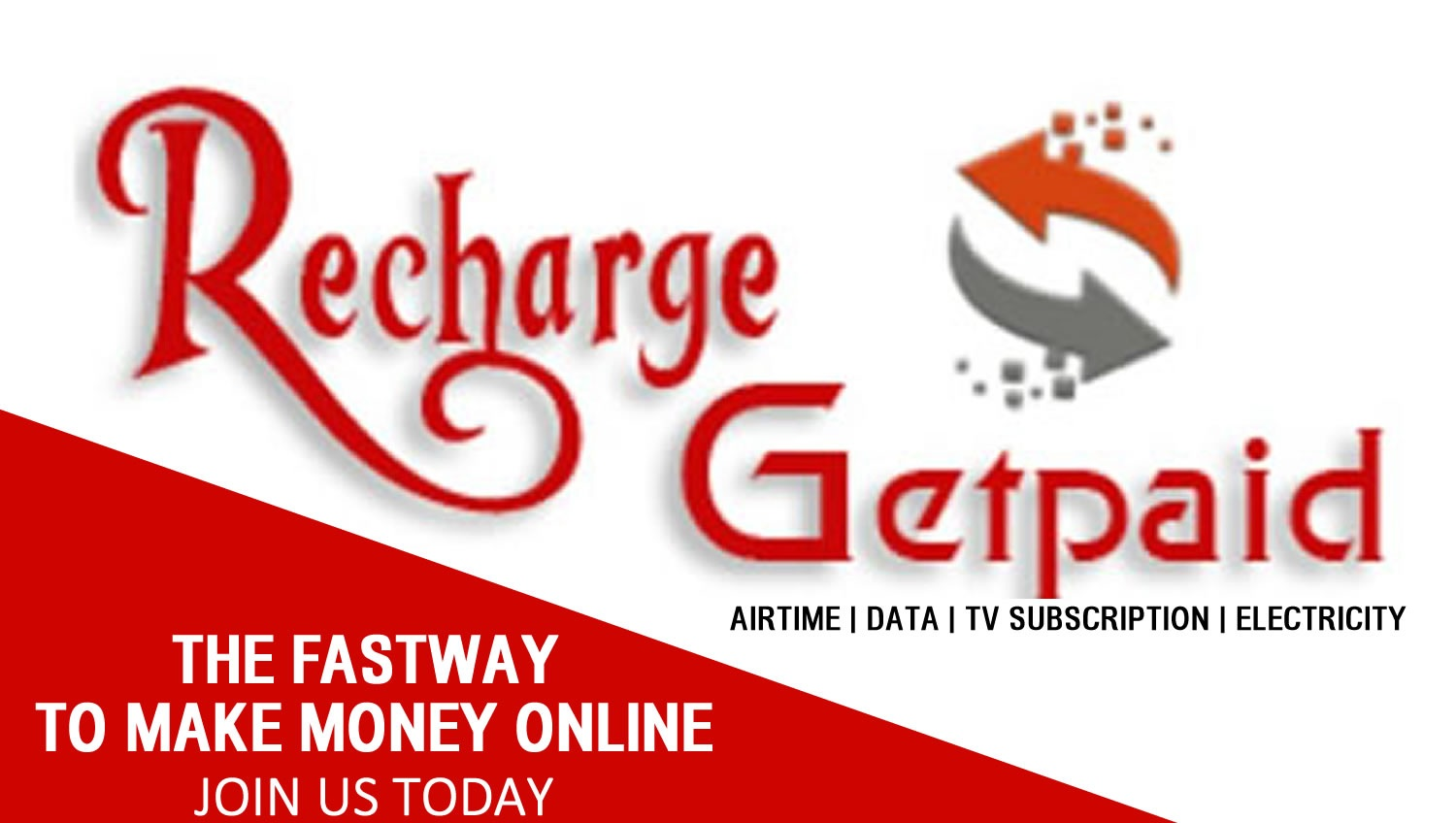 How recharge and get Paid works