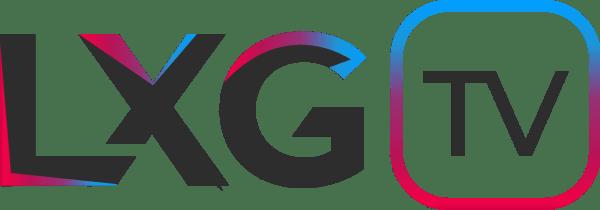 LXG TV Logo