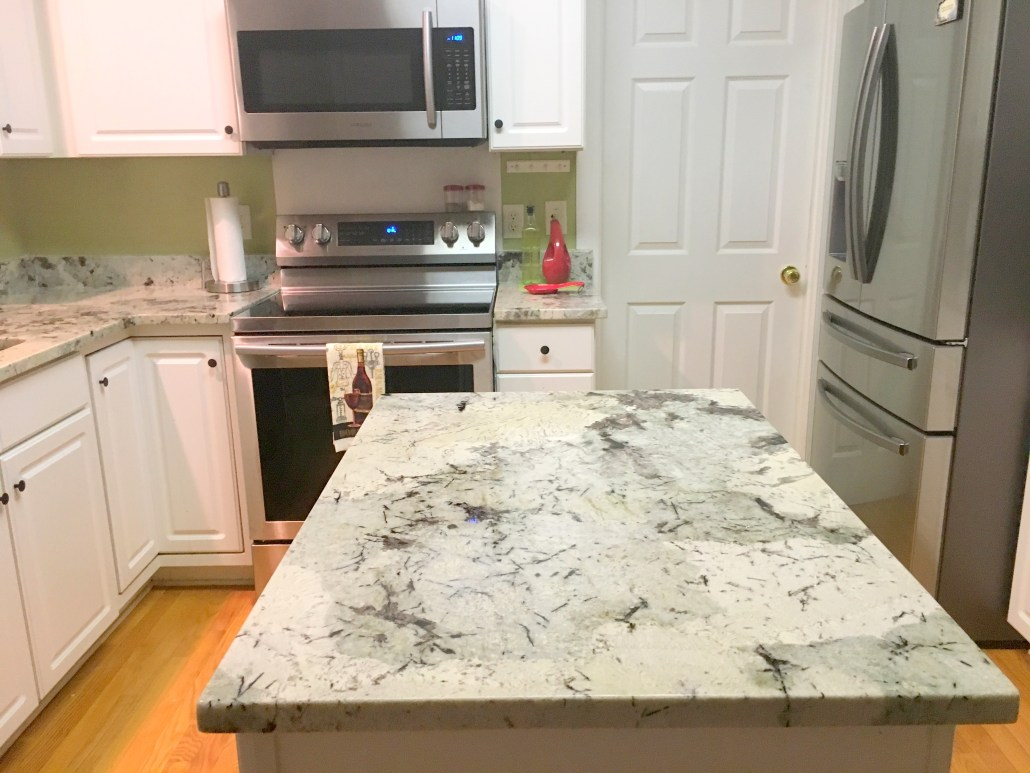 Vintage Granite Kitchen Rock Hill Legacy Countertops