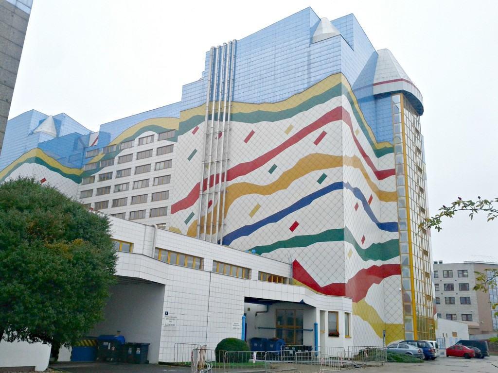 chodovec main building
