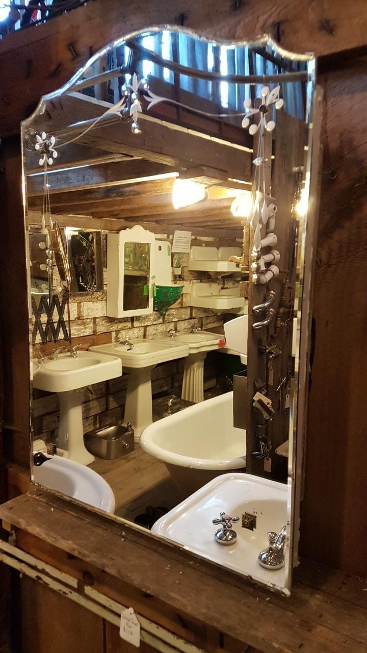 Ic0115 Vintage Bathroom Medicine Cabinet With Mirror Legacy Vintage Building Materials Antiques