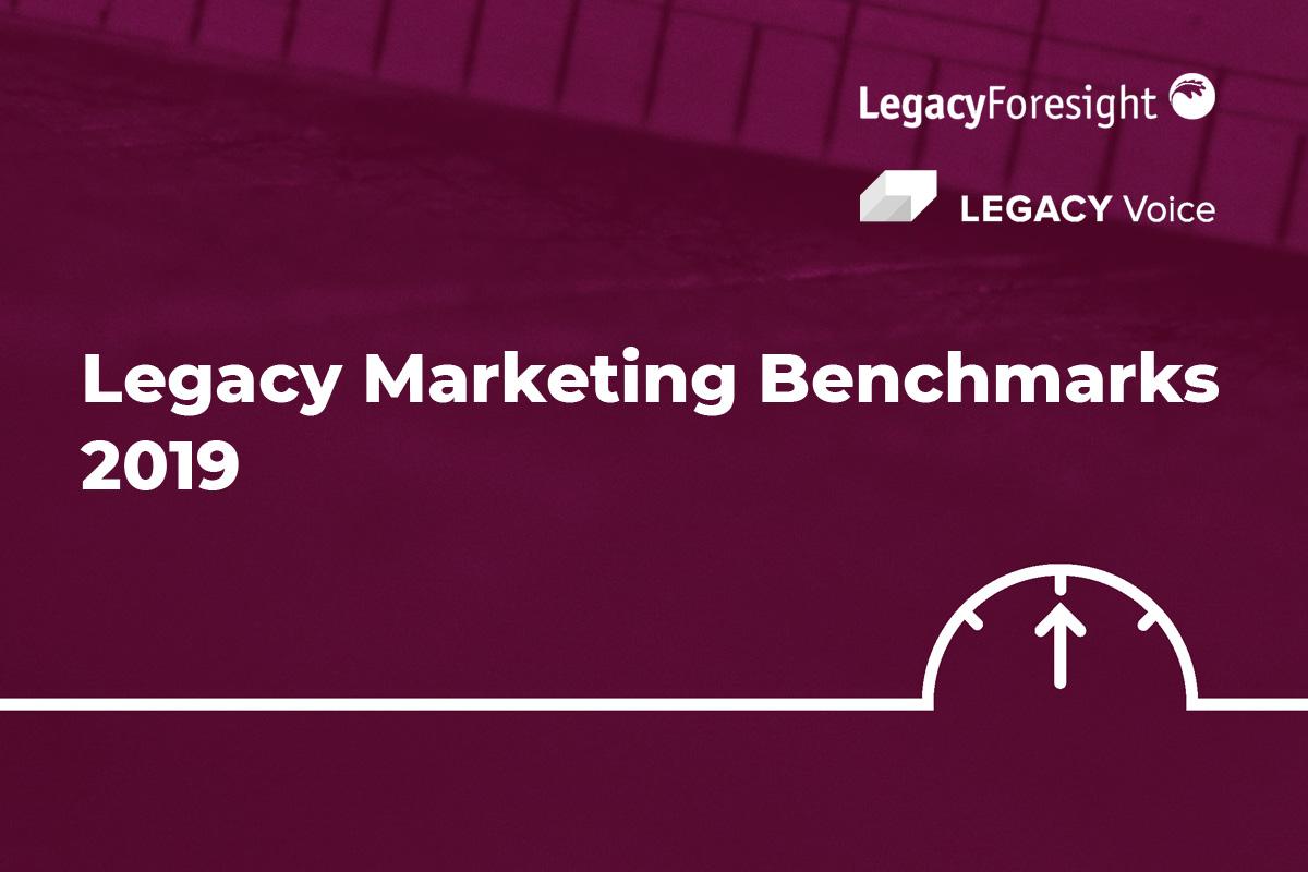 Legacy Marketing Benchmarks 2019