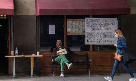 15% de los restaurantes en México van a desaparecer tras la cuarentena