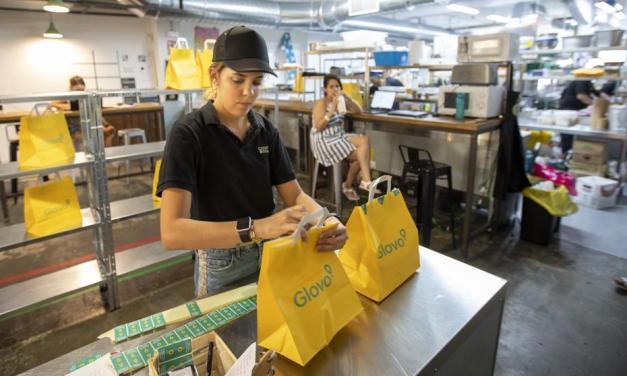 'Food delivery': un negocio de 740 millones reforzado por la pandemia