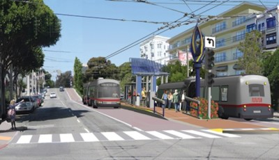 Bus rapid transit shouldn't get dinged for slowing cars