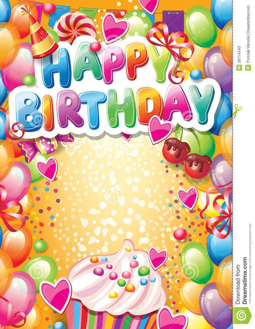 Birthday Cards Images Free Download : birthday, cards, images, download, Online, Happy, Birthday, Template, Download, Cards, Design, Templates