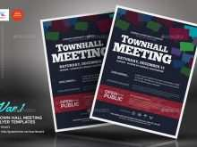 44 Creative Town Hall Flyer Template Now by Town Hall Flyer Template Cards Design Templates