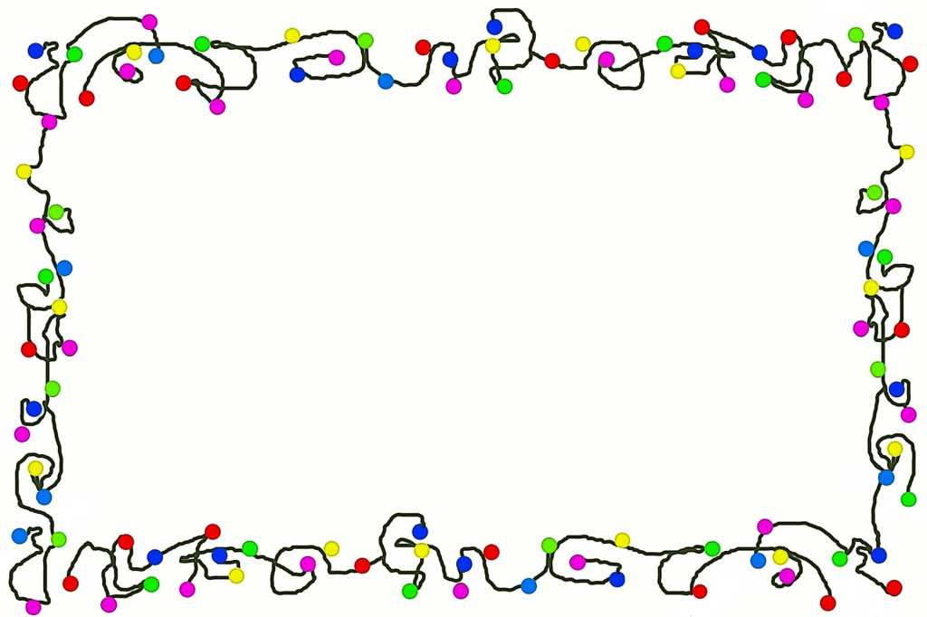 60 Customize Our Free Christmas Lights Card Template Photo With Christmas Lights Card Template Cards Design Templates