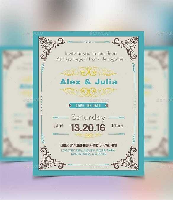 invitation card format for kua pujan