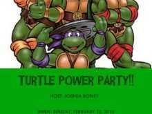 37 free printable ninja turtle birthday