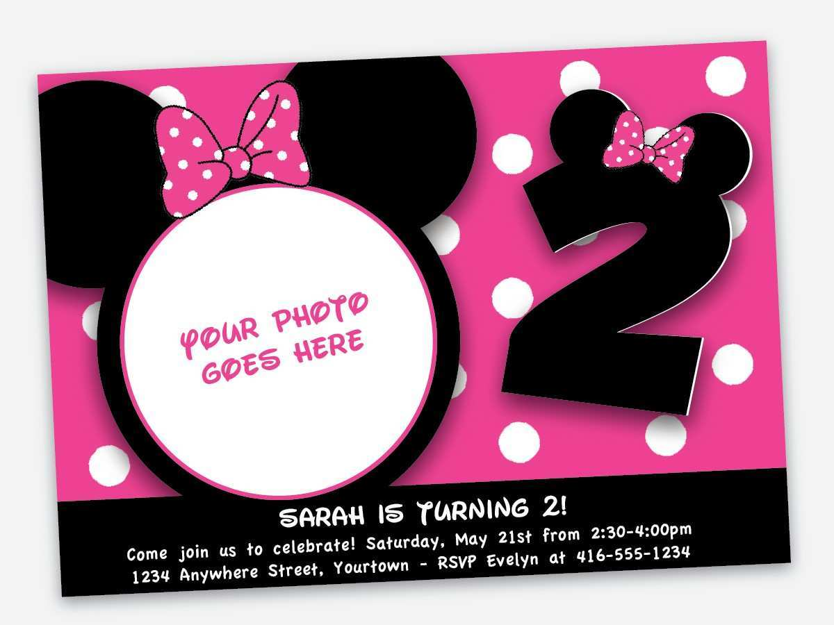 37 the best minnie mouse birthday