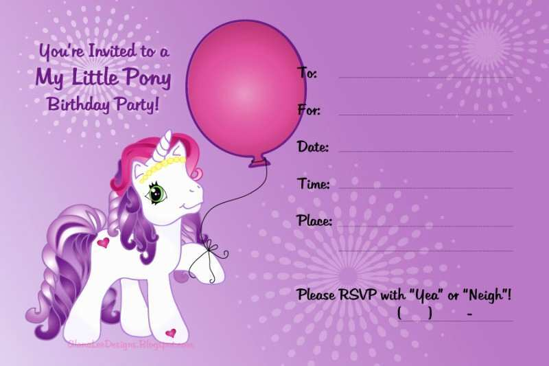 49 how to create my little pony