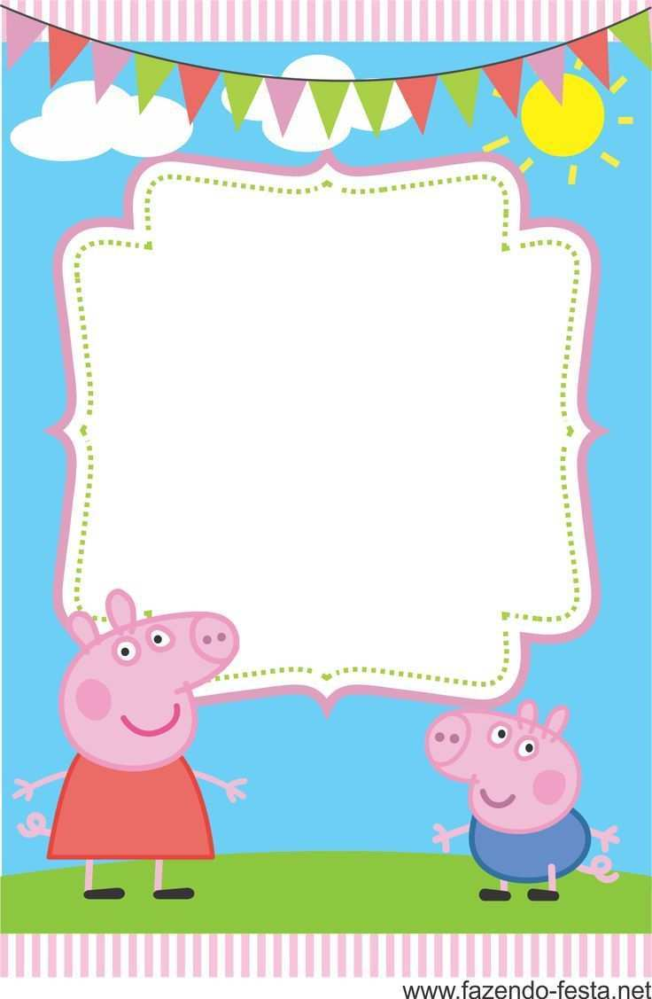 51 customize peppa pig birthday