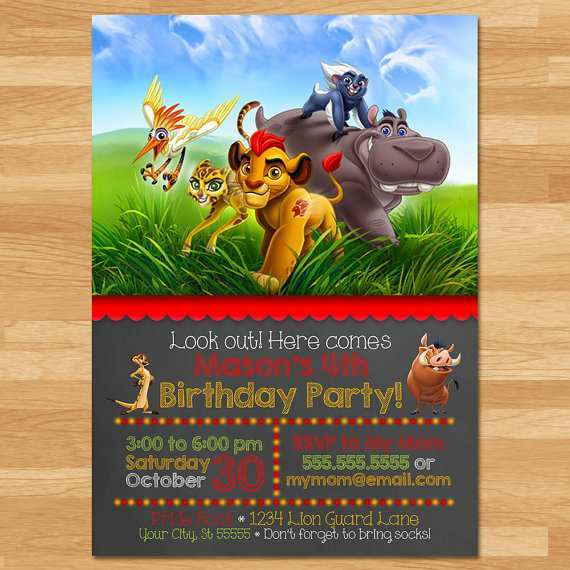 54 customize our free free lion king