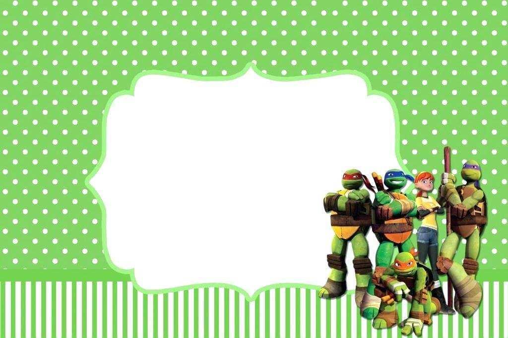 63 customize ninja turtle party
