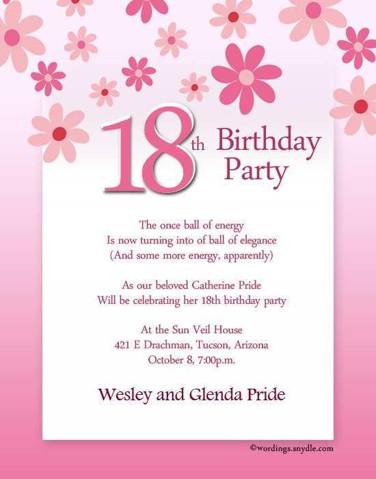 67 printable invitation card example