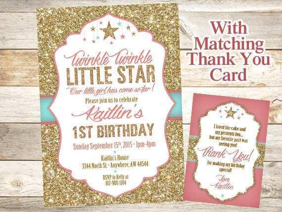 75 format twinkle twinkle little star