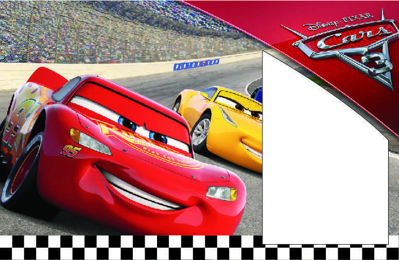 93 the best lightning mcqueen party