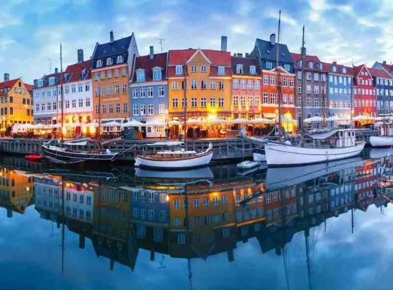 Fare business in Danimarca