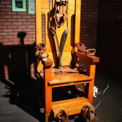 Electric Chair Was Invented By Wooden Rifton Jews Baptism Alfred P Southwick