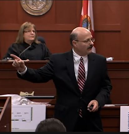 Bernie de la Rionda, State Prosecutor, closing argument