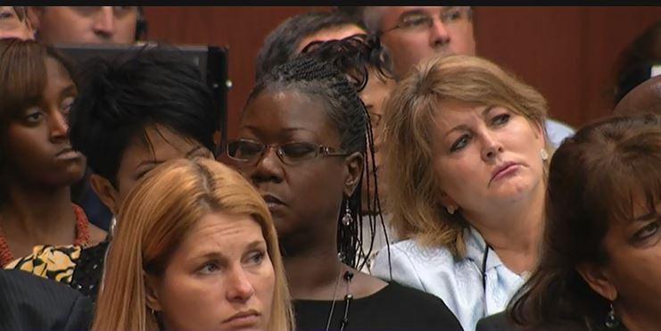 Sabryna Fulton, Trayvon Martin's mother