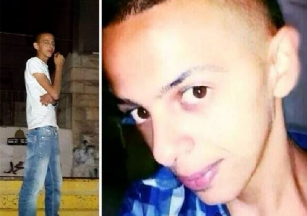 Mohammed Abu Khdeir, murdered Arab teenager