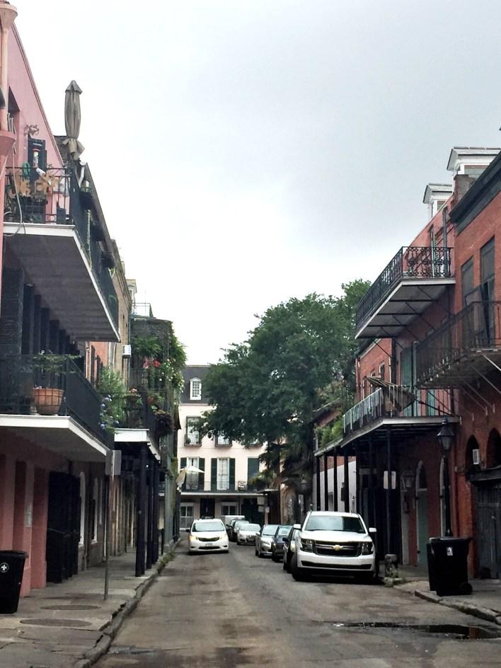 New Orleans Side Street 2