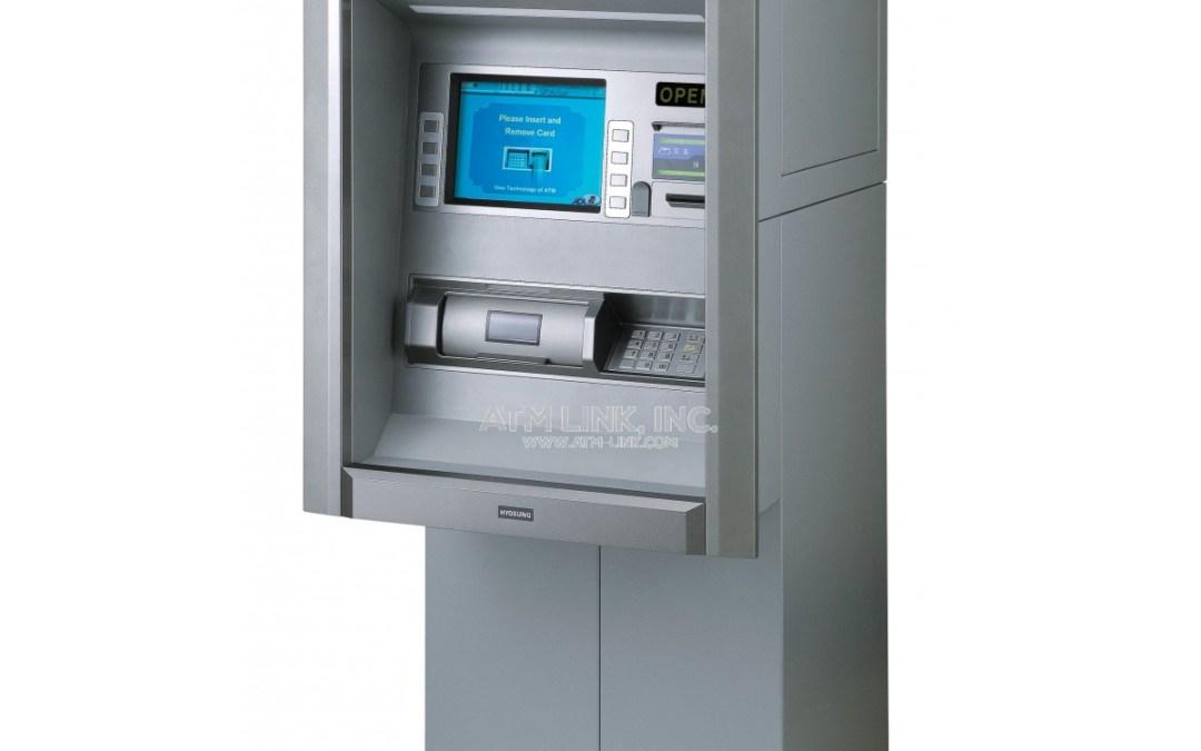 ROBBING AN ATM