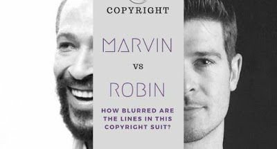 Marvin Gaye v. Robin Thicke: How Blurred Are The Lines In This Copyright Suit?