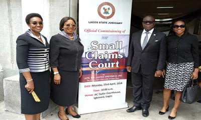 How To Recover Small Debt Claims In Lagos State | Adedunmade Onibokun
