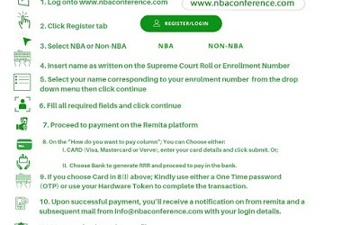 How To Register For The 2019 NBA Annual General Conference
