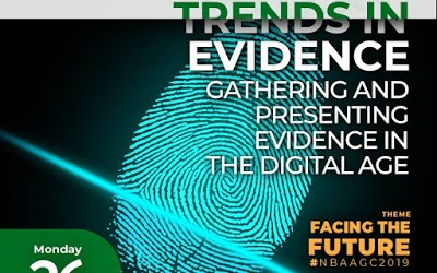 Modern Trends In Evidence : Gathering And Presenting Evidence In The Digital Age.