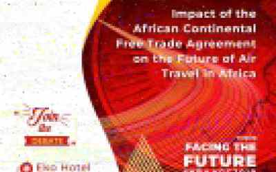 Impact of the African Continental Free Trade Agreement on the Future of Air Travel in Africa