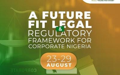 A Future Fit Legal & Regulatory Framework For Corporations In Nigeria