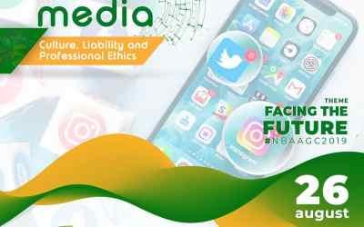 Social Media: Culture, Liability & Professional Ethics #NBAAGC2019