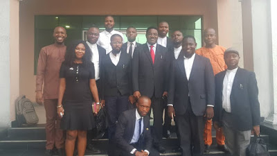Dele Adesina SAN Storms Port-Harcourt in Style