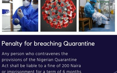 The 1926 Quarantine Act and the Nigerian Reality