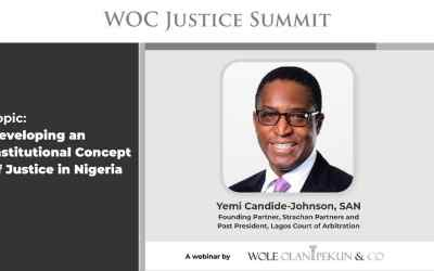 #WOCJusticeSummit And The Key Factors Affecting Justice Delivery In Nigeria | Register Now