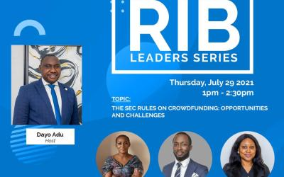 Famsville Solicitors Hosts Maiden Edition Of The Regulatory Innovators and Business (RIB) Series