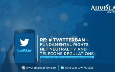 Twitter Ban: Fundamental Rights, Net Neutrality And Telecoms Regulation